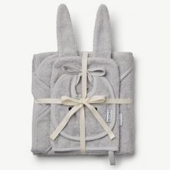 Adele Terry Baby Package in Rabbit Dumbo Gray