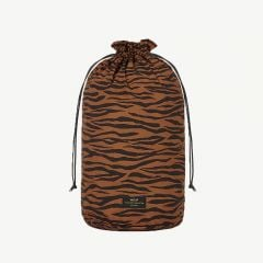 Tiger Organizer Bag in Brown