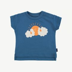Sonne T-Shirt in Navy