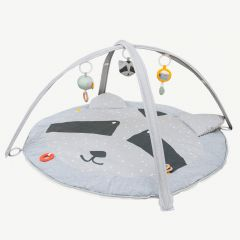 Activity Play Mat with Arches - Mr. Raccoon