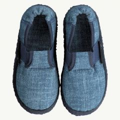 JEANY - Slippers in Blau