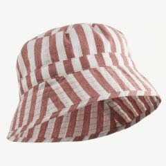 Jack Bucket Hat in Rusty/Creme de la crème