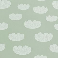 Mint Mini Cloud Wallpaper