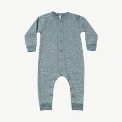 Overall in Dusty Blue