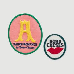 Bobo Choses Sunrise Bügel-Patches, 2er-Pack