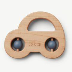 Juno Teether Car in Natural/Blue Wave