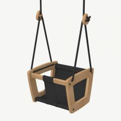 Lillagunga Toddler Oak - Babyschaukel aus Eichenholz
