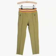 Track Pants Marley in Olive Drab