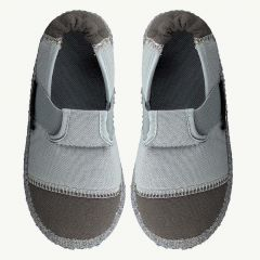 KLETTE -  Slippers in mid gray