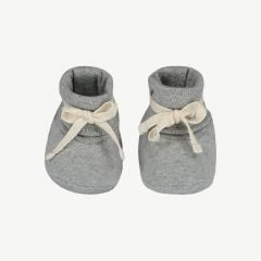 Baby Ribbed Booties