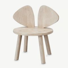 Mouse Chair in Oak