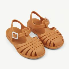 Sindy Sandals in Mustard