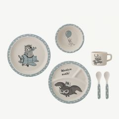 Blue Bamboo Charles Serving Set