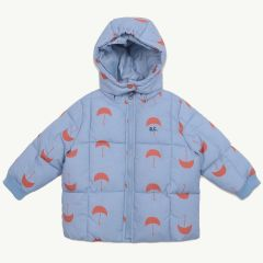 Umbrella Baby Anorak in Blau
