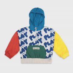 Play Regenjacke in Blau