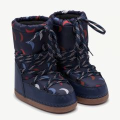 """""""Cosmo"""" Boots in Estate Blue"""