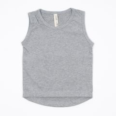 Tanktop in Grau