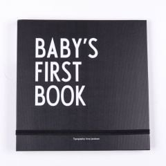 Baby's First Book in Black