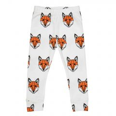 Just Call Me Fox Leggings in Milk
