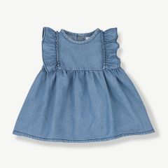 Menorca Kleid in Denim