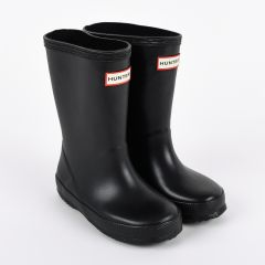 "Kids ""First Classic"" Gummistiefel in Schwarz"