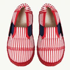 SANDBURG - Slippers in red