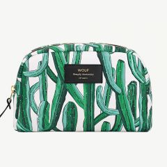 Wild Cactus Beauty Bag