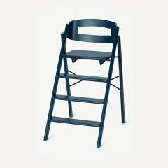 Klapp Foldable High Chair in Ocean Blue