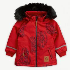 """K2"" Tiger Parka in Red"