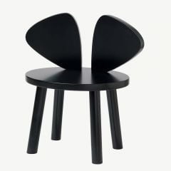 Mouse Chair in Black