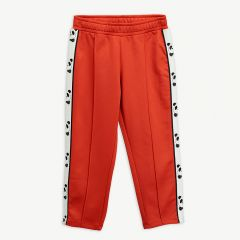 Panda Trousers in Red