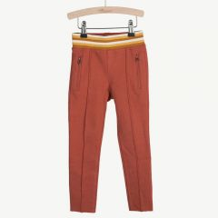 Track Pants Marley in Chili Oil
