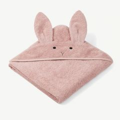 Augusta Hooded Towel Rabbit