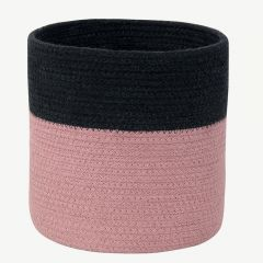 Basket Dual Black -Ash Rose