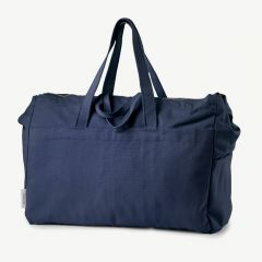 "Navy ""Melvin"" mommy bag"