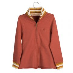 Jacke Mickey in Rot