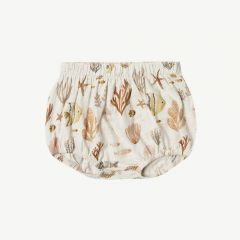 Sea Life Bloomer Babyhose in Creme