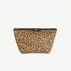 Safari Beauty Bag in Beige