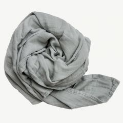Swaddle in Foggy Blue