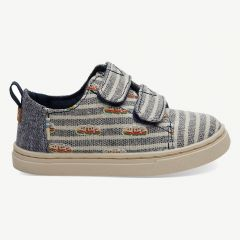 Lenny Sneakers with Cabana/Cubano Print