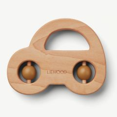 Juno Teether Car in Natural/Mustard