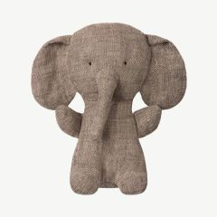 Noah's Friends Elefant Mini Stofftier aus Leinen