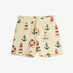 Lighthouse Shorts aus Bio-Baumwolle
