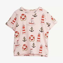 Lighthouse Shirt aus Bio-Baumwolle