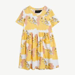 Unicorn Noodles Kleid aus Tencel