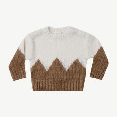 Pullover in Creme/ Karamell
