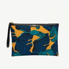 """Barbados"" Clutch aus Satin"