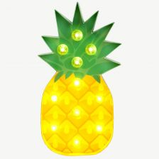 """Pineapple"" Marquee Lampe Ananas"