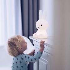 Miffy First Light LED-Lampe in Weiß