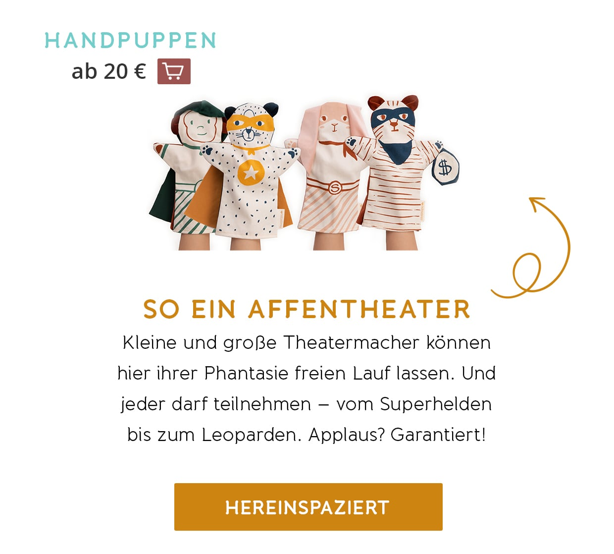 Nobodinoz Superhelden, Kasperle-Theater